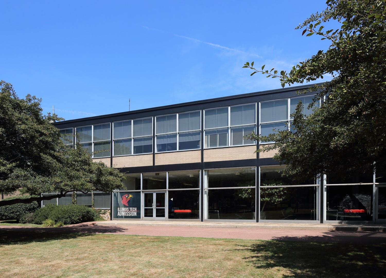 Perlstein Hall