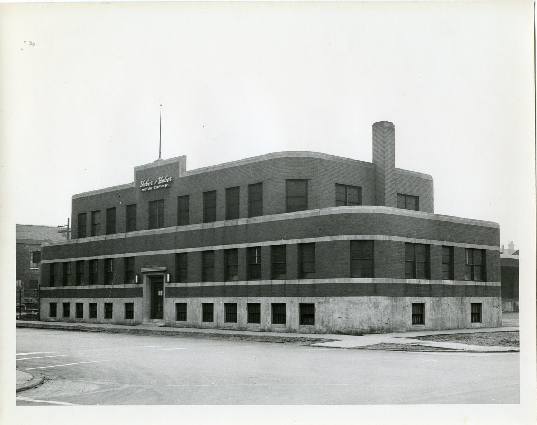 Huber & Huber Motor Express Building