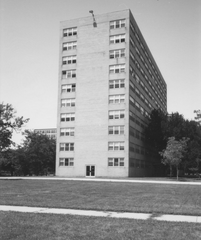 Gunsaulus Hall