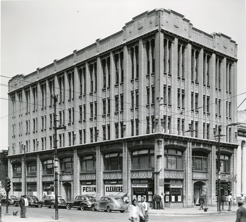 The Arcade Building