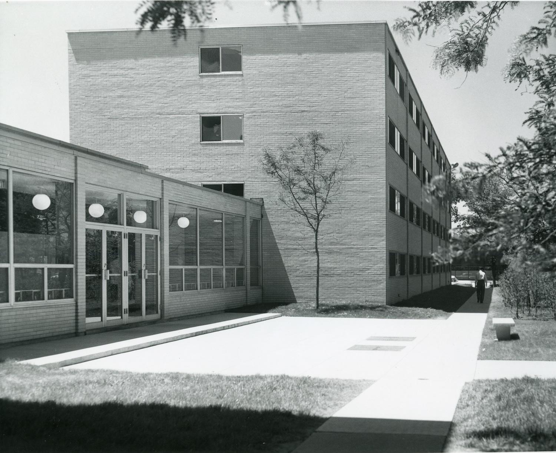 North Hall
