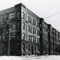 The Physics Building and Chapin Hall