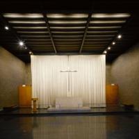 Carr Chapel interior