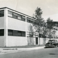 Armour Research Foundation Mechanical Engineering Research Building